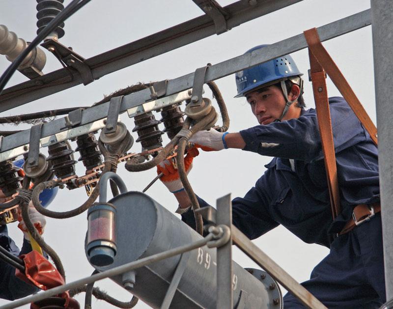 电力故障检测