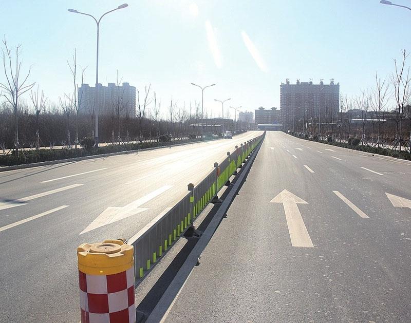 济南市克朗山道路建设工程