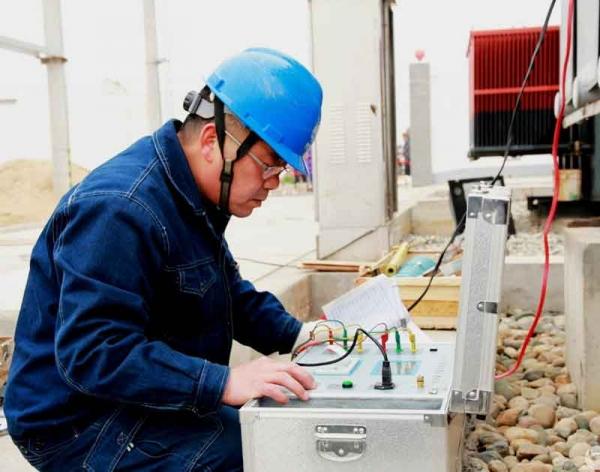 电力保护系统安装、调试