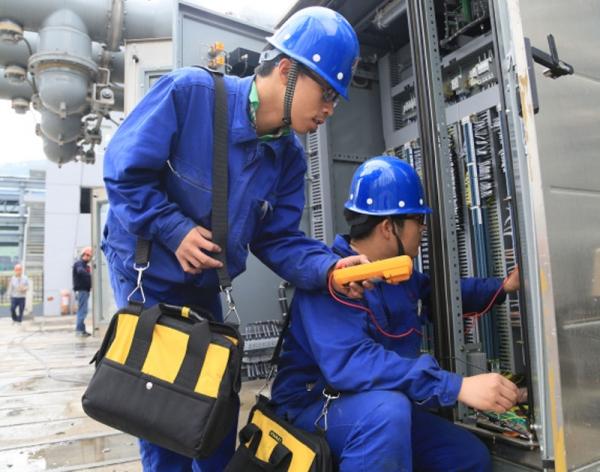 高压用户线路及设备调试运维